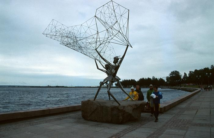 рыбаков памятники вологды
